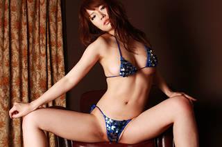 Sexy coréenne.